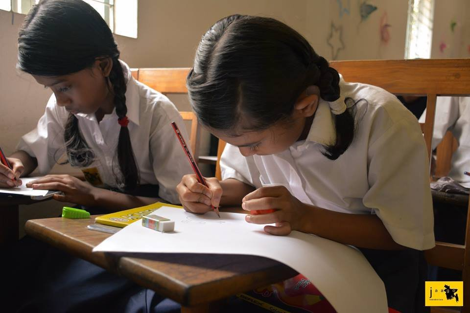 Empowering Girls through Knowledge-No Holds Barred
