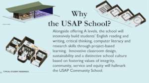 USAP Community School Building Designs