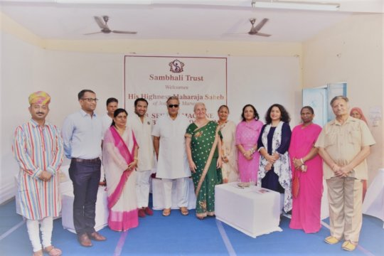 Members of Sambhali Trust and Advisory Board