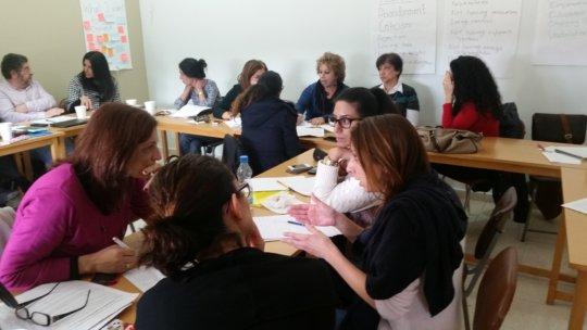 Intense time at Cyprus CSA Training