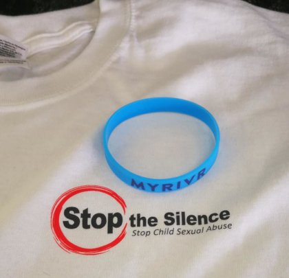 Stop the Silence and Trust MYRIVR together!