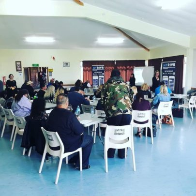 CSA NZ Training_first day_Nov. 26_2018