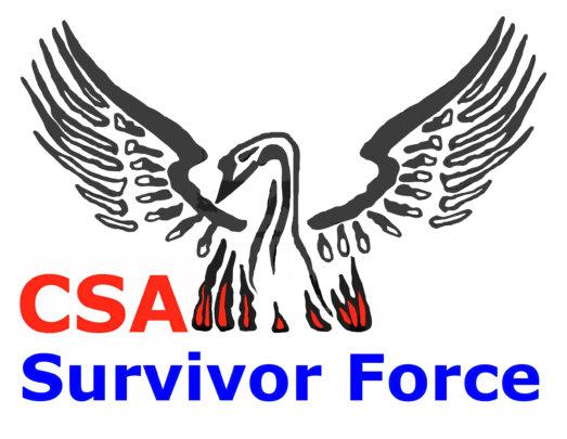 CSA Survivor Force logo