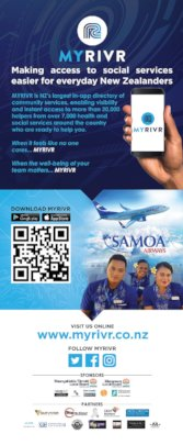 MyRIVR and Samoan Airlines Partnership Banner