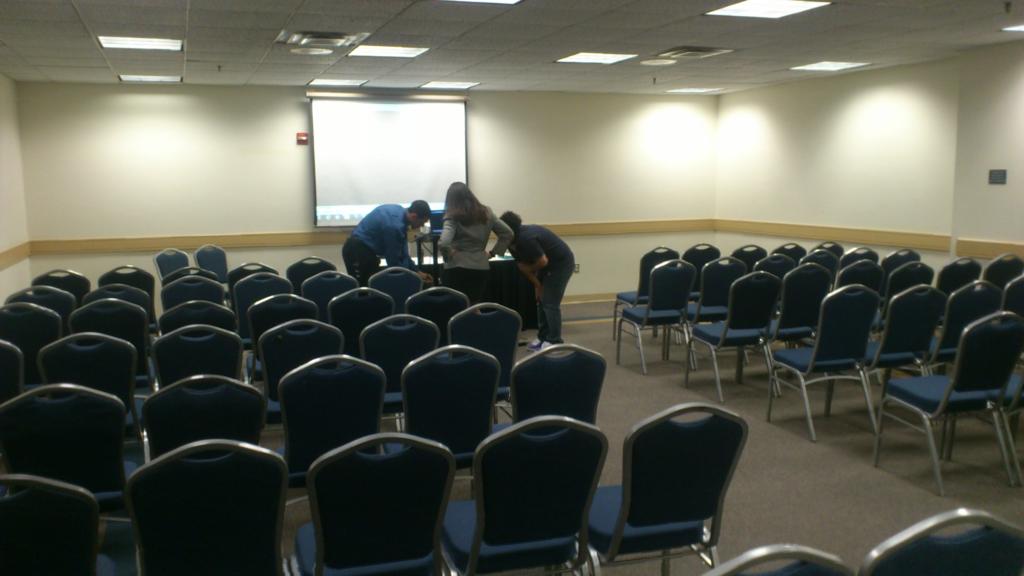 GWU Screening Room
