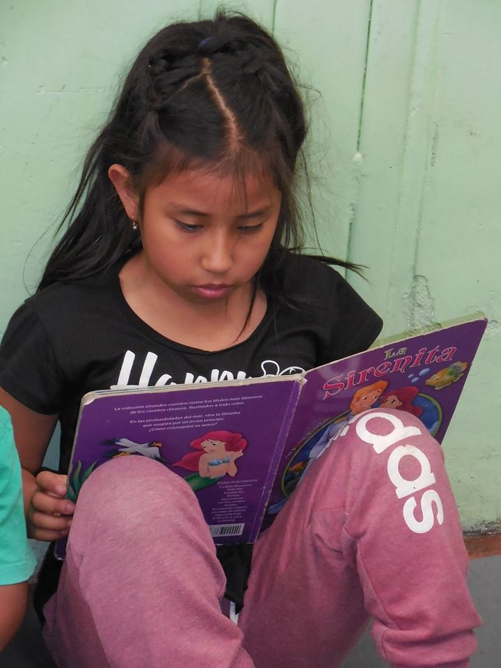 Less work and more play for children in Ecuador
