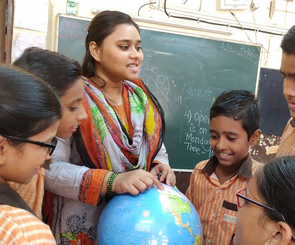 Support 250 teachers in India with impactful tools