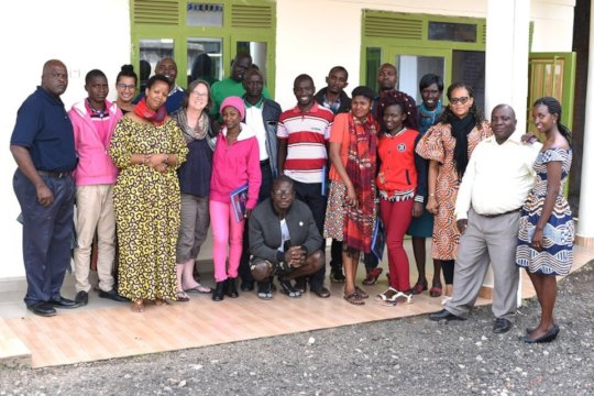 Apprentice basic HROC workshop in Rwanda