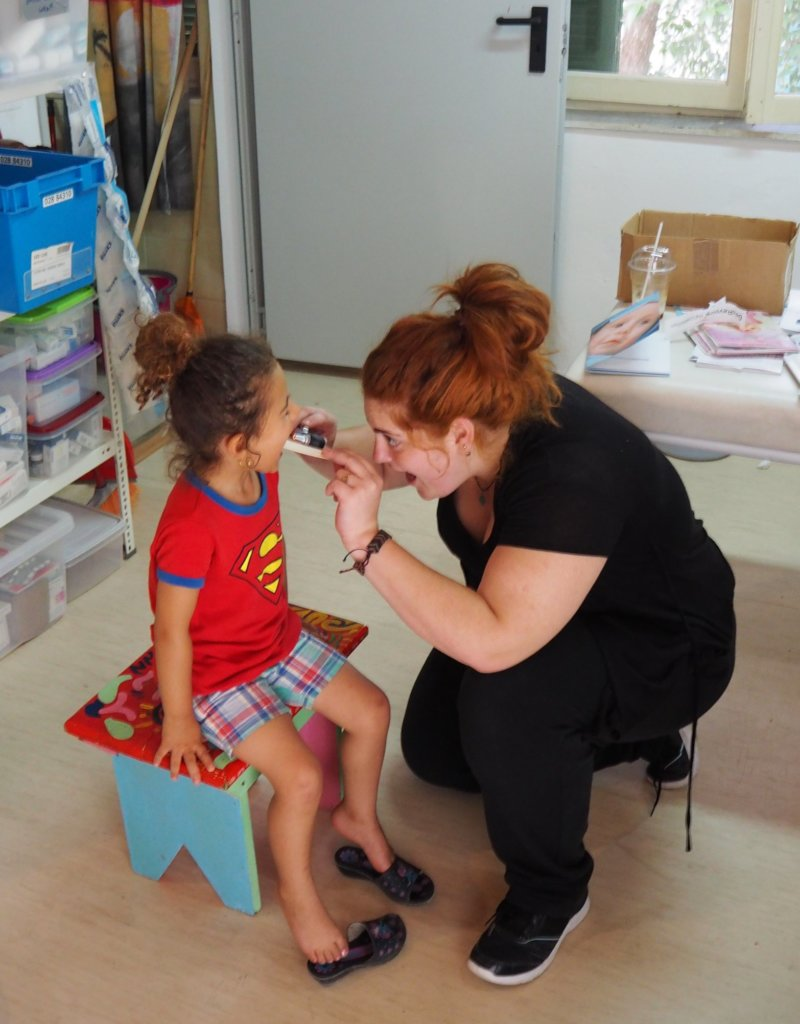 Medical Support for Lesvos Vulnerable Refugees