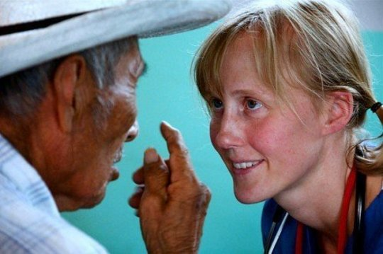 Surgery screening clinic in El Progreso