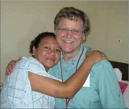 New friendships - patient and volunteer