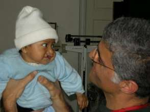 Preliminary assessment for cleft-lip surgery