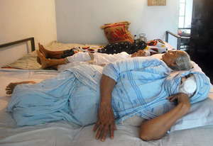 Patients are Resting After Operations