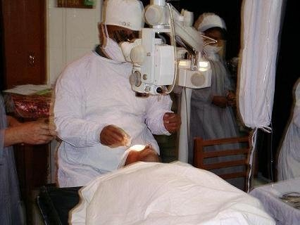 Restore Eye Sights To 500 Bangladeshis.