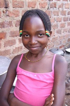 Angel: Head Girl for Sanitation at her School