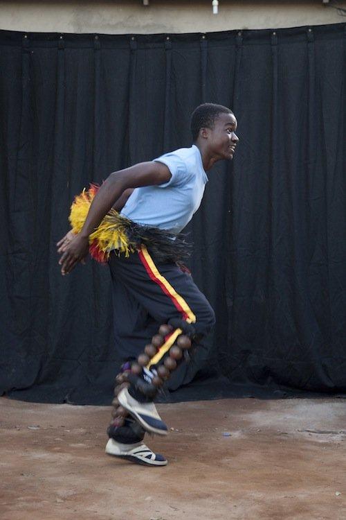 Junior in Runyege Dance