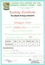 Grant_PLE Certificate