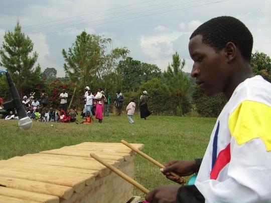 Luweero Village Performance