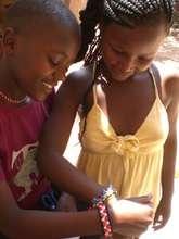 Brenda and Sylvia: comparing bracelets