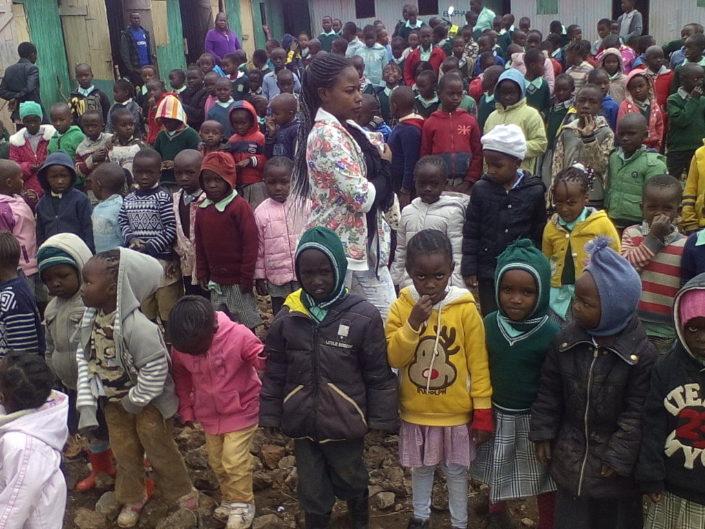Education & hope for 250 children in Parkview