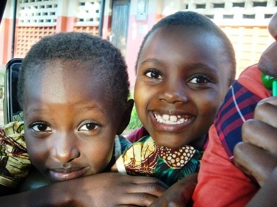 Care for abandoned children in Mombasa and Thika