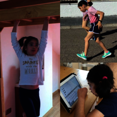 From Immobile to Running!