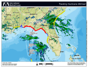 Emergency Response to Hurricane Michael