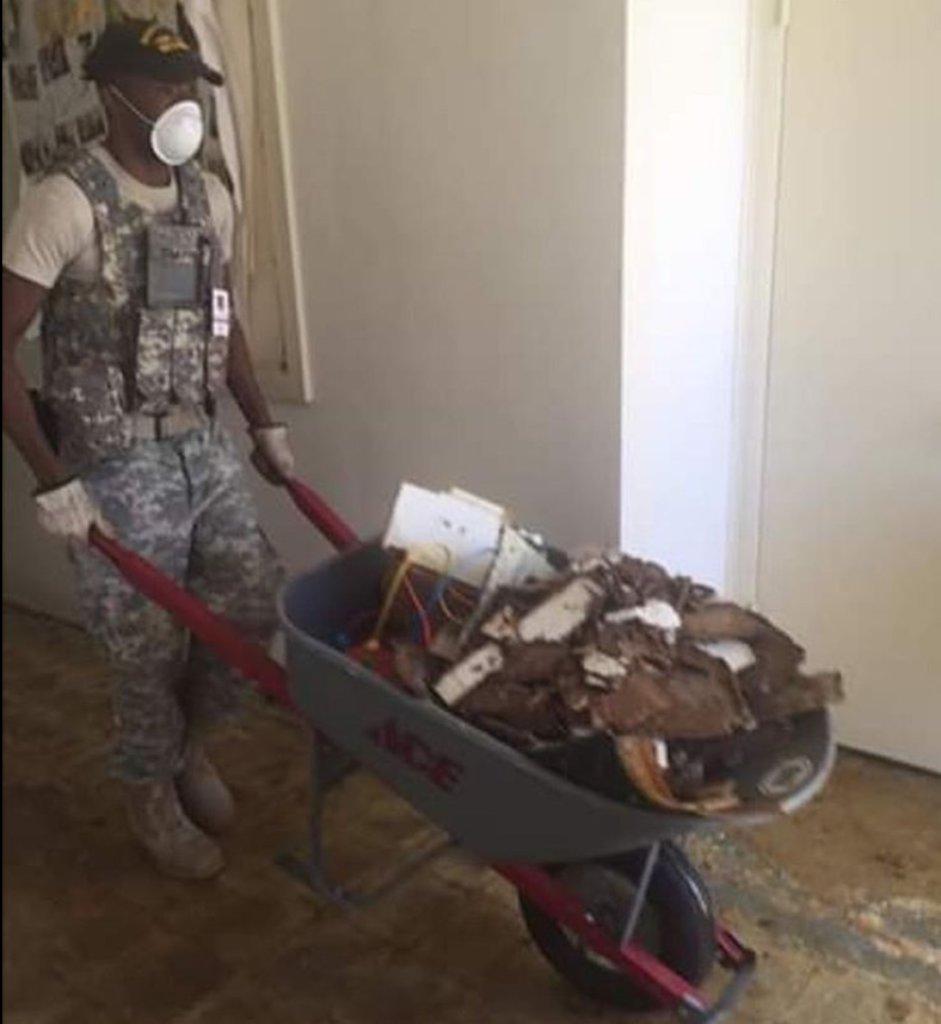 Hurricane Michael Veteran Relief Team Mission