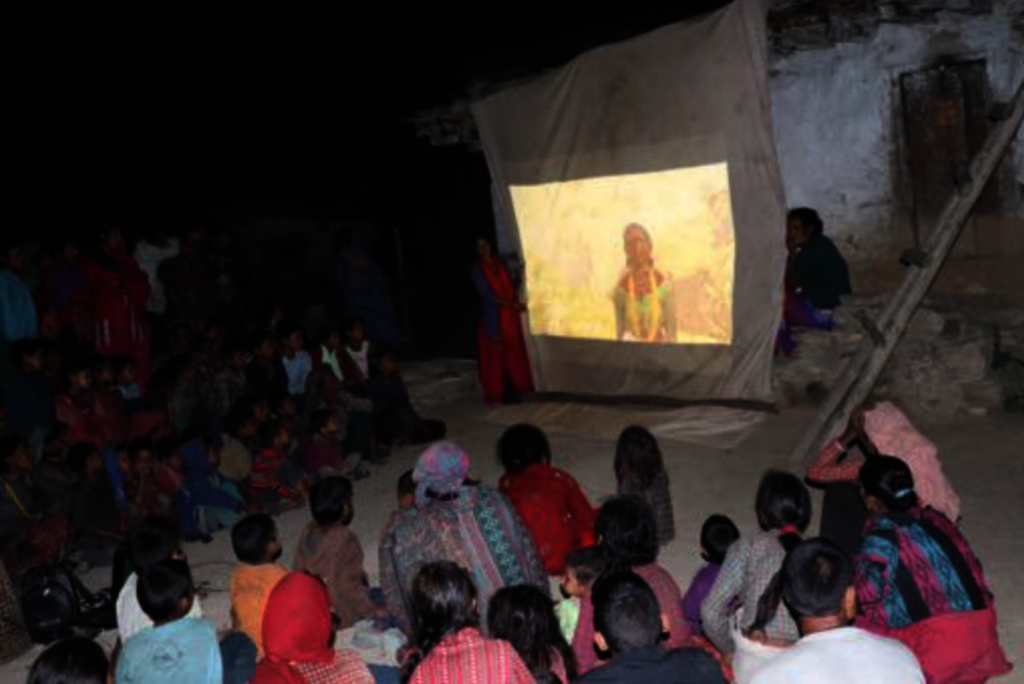 A glimpse of PV screening in the Village