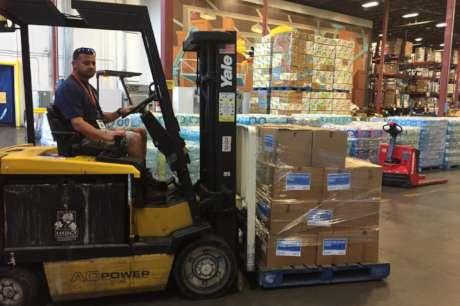 Food for Hurricane Michael Survivors