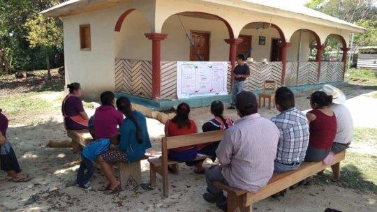 Staff and community preparations