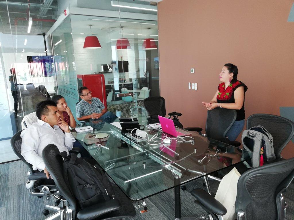 Nutrition Workshop. Preparing the staff