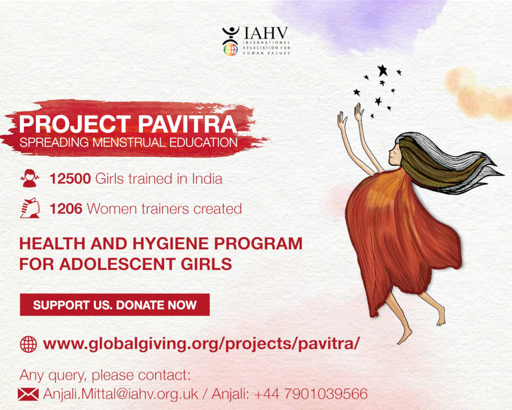 Project Pavitra (Pure) - Let's Talk. Period.