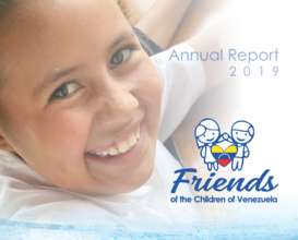 Friends - 2019 Annual Report (PDF)