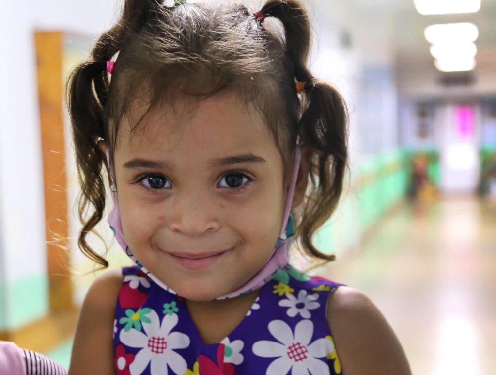 Save Lives of Malnourished Children in Venezuela