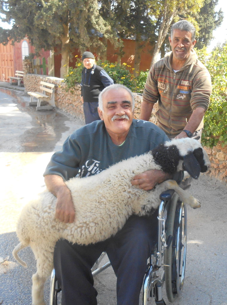 Support Families with Special Needs in Palestine