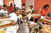 SKILLS TRAINING SUPPORT FOR  150 TEENAGE MOTHERS