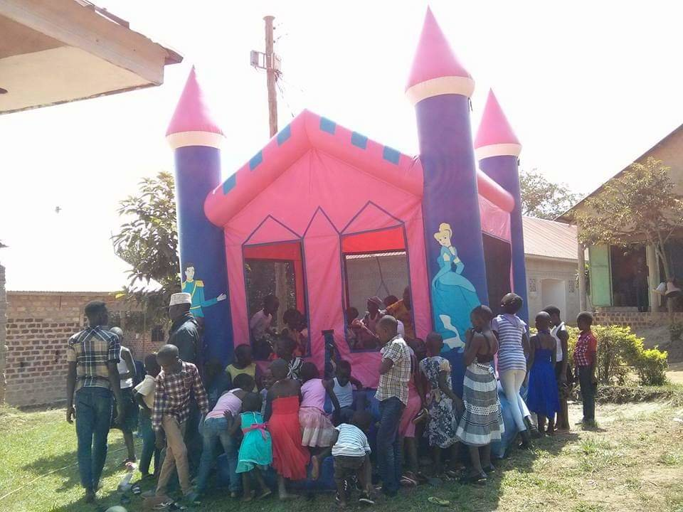 A christmas gift to HIV infected kids in Uganda