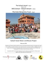 Water Project report and visit of AKIS school (PDF)