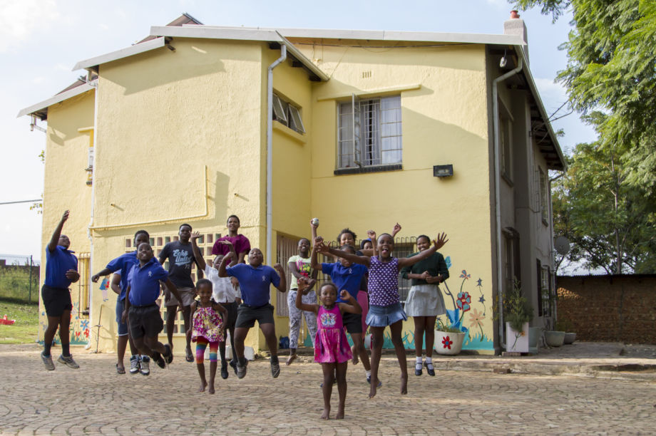 Transform 22 Children's Lives in Johannesburg