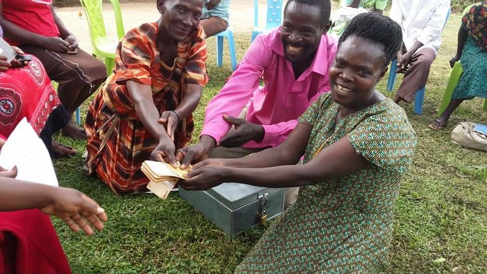 Booster grants to 5 women groups in Uganda