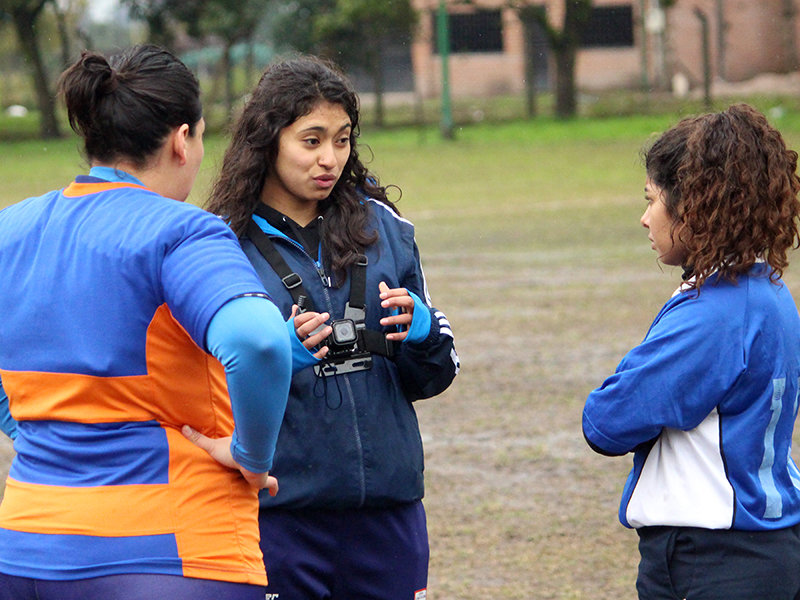 Empower Rural Argentinian Children with Rugby
