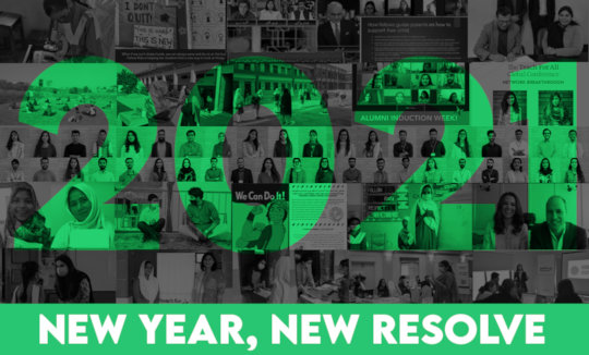 New Year, New Resolve