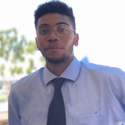 Kyler, one of our 2018 Scholars
