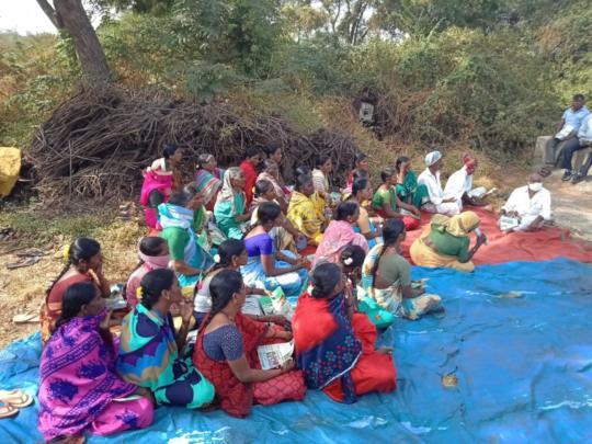 Climate-smart women farmers