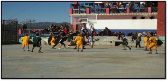 Boys basketball tournament