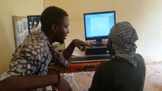 Informatic classes in cameroon