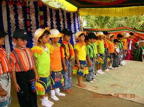Children participate in annual function