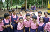 Sponsor children's education in rural India