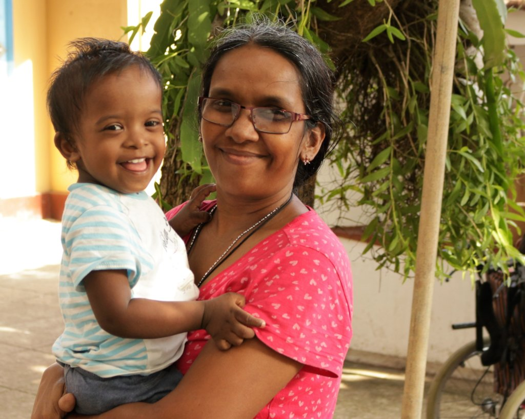 Enable 240 people with disabilities in Sri Lanka